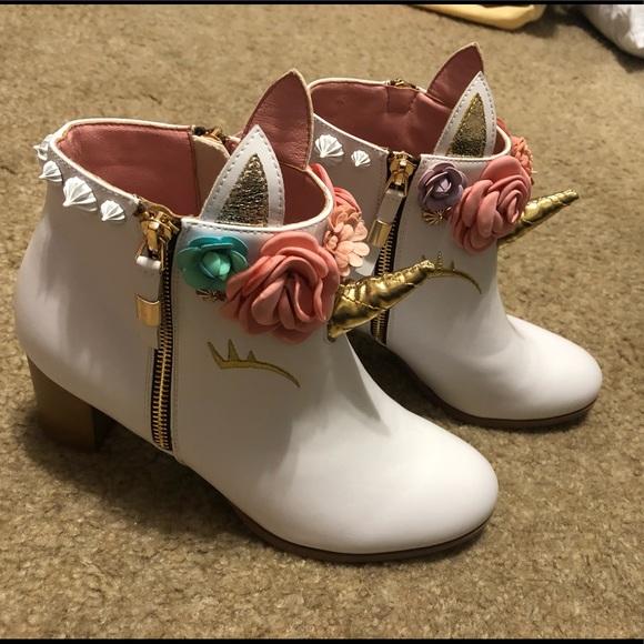 shoe bakery Shoes | Unicorn Booties